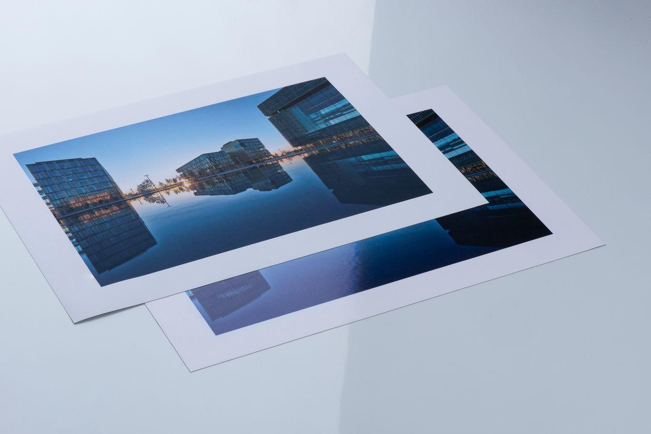 Magnetisches Fotopapier matt und glänzend, thyssenkrupp Magnettechnik