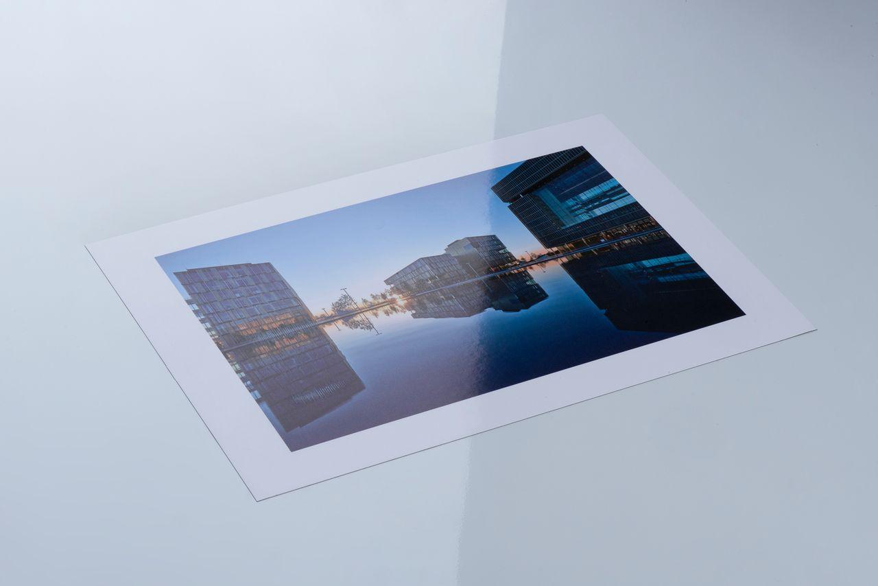 Magnetisches Fotopapier matt, thyssenkrupp Magnettechnik