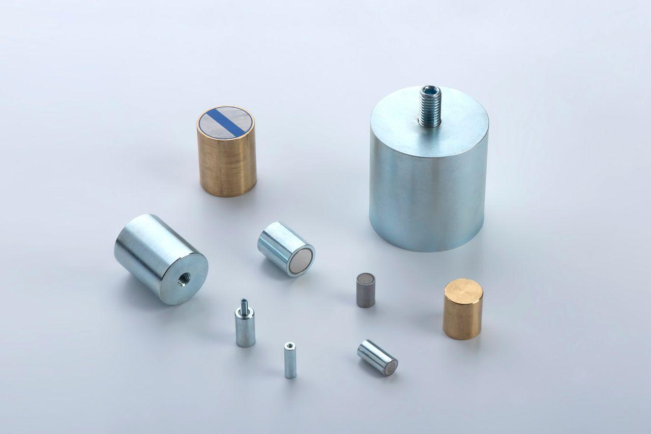 Bar holding magnets, thyssenkrupp Magnettechnik