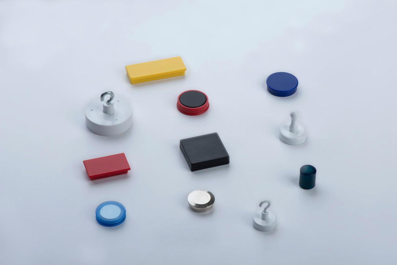 Organisations- und Dekorationsmagnete, thyssenkrupp Magnettechnik
