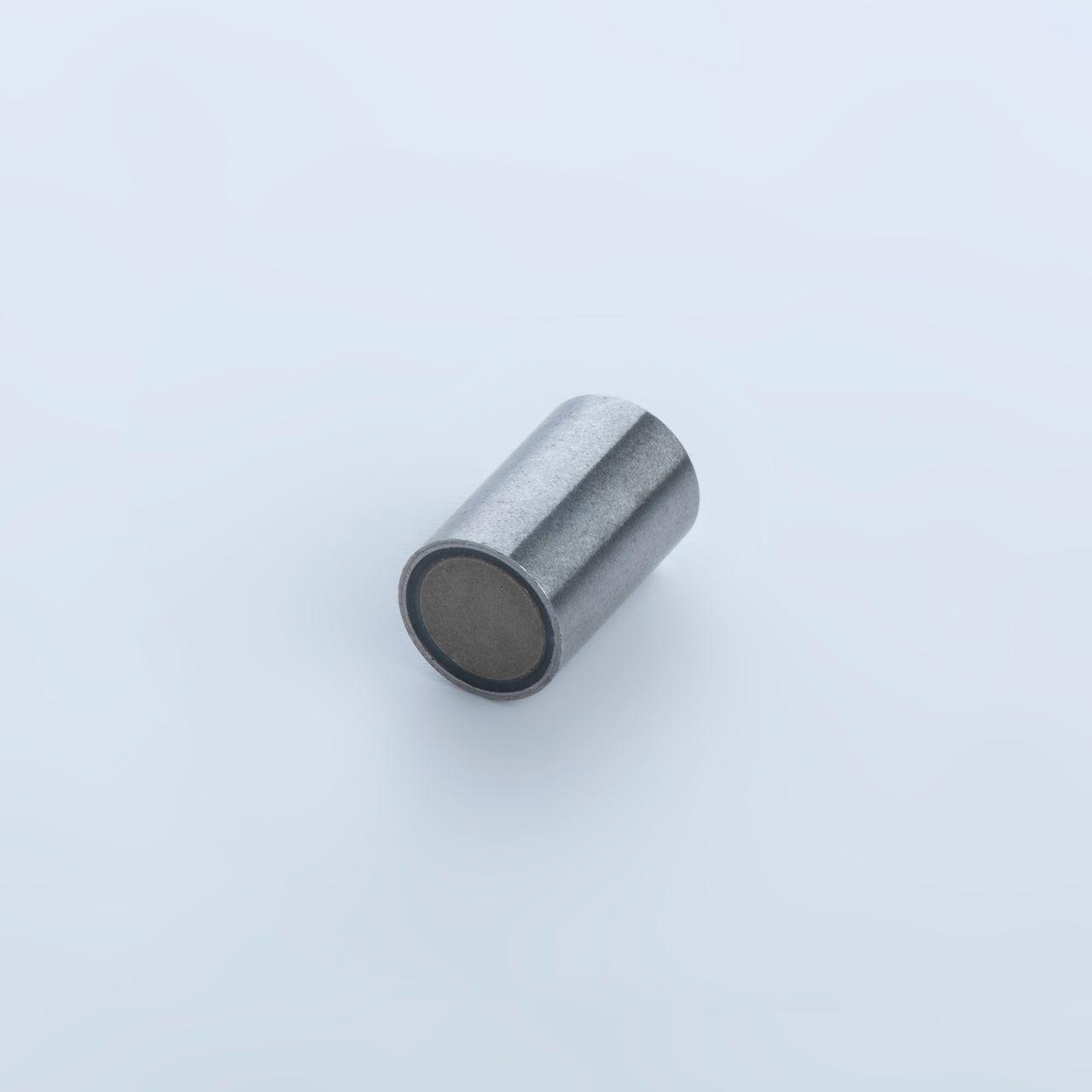 Bar holding magnet made of SmCo, steel housing with fit tolerance h6, thyssenkrupp Magnettechnik