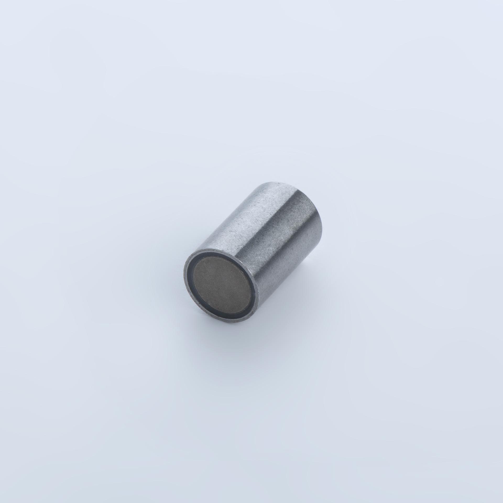 Stabgreifer aus SmCo, Stahlgehäuse mit Passungstoleranz h6, thyssenkrupp Magnettechnik