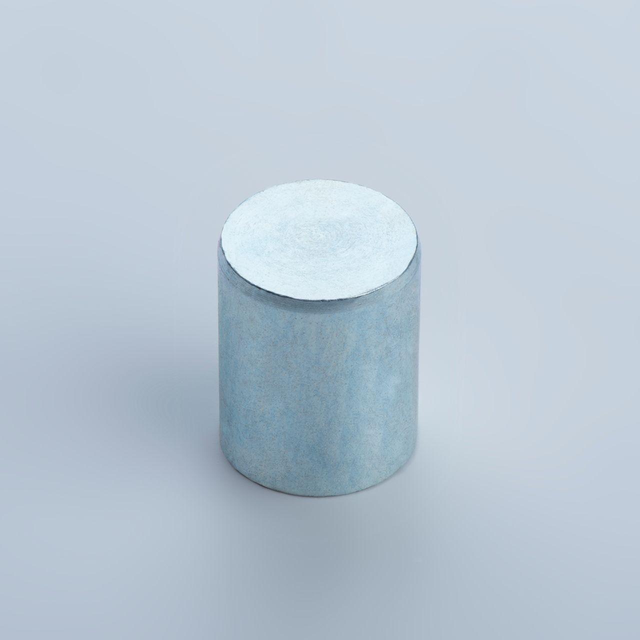 Stabgreifer aus AlNiCo, Stahlgehäuse, verzinkt,  thyssenkrupp Magnettechnik