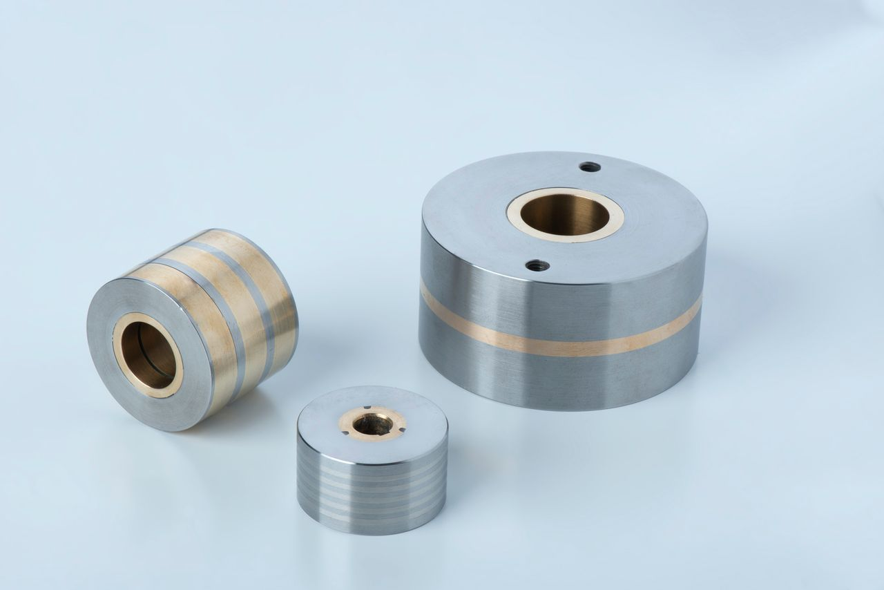Magnetic wheels, thyssenkrupp Magnettechnik