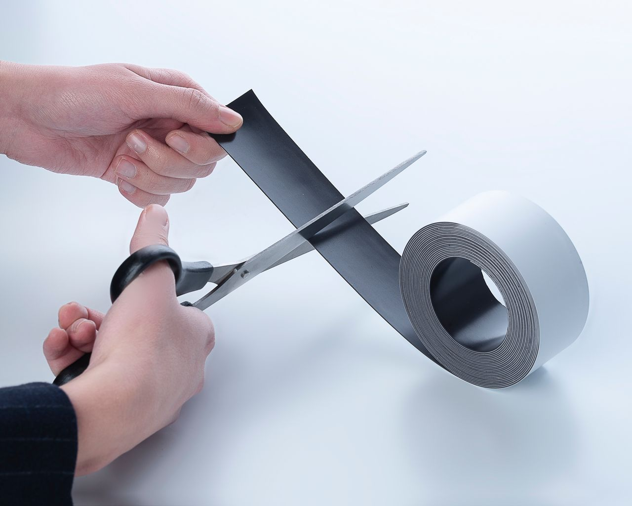 Magnetic tapes for labeling, thyssenkrupp Magnettechnik