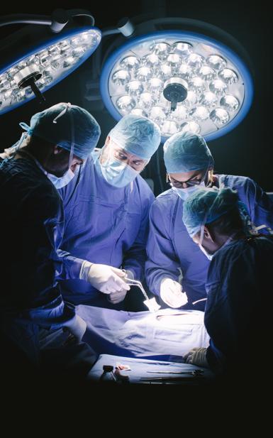 Medizintechnische Instrumente und Implantate