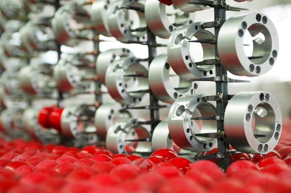 Anodisieren und Hart-Anodisieren von Aluminium-Oberflächen