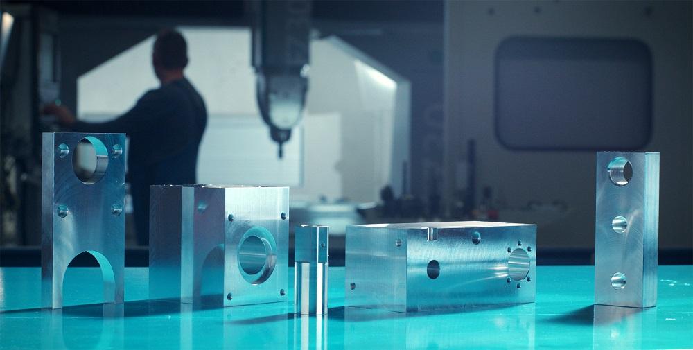 hochwertige Teile aus Aluminium für medizinische Produkte