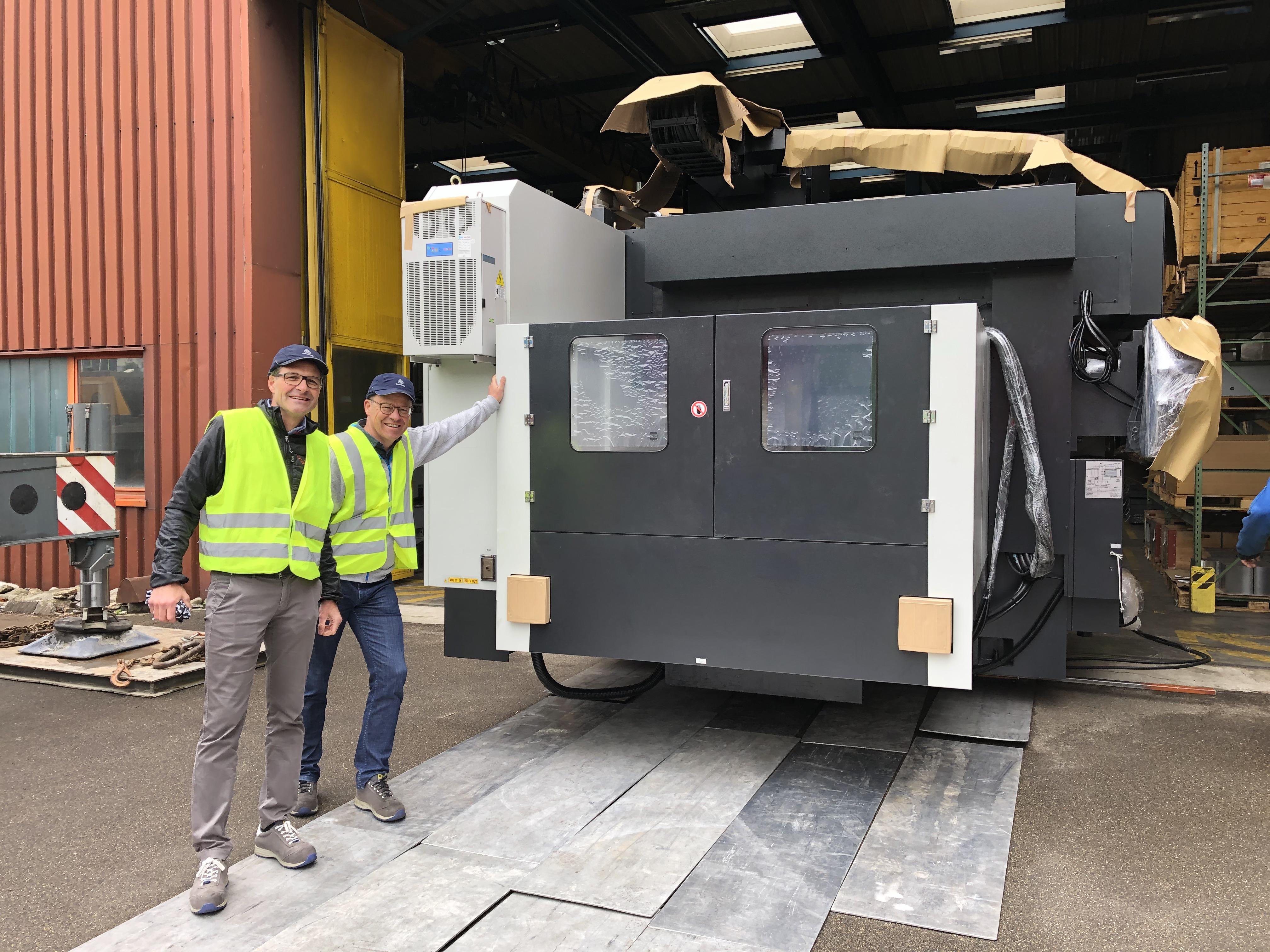 thyssenkrupp Materials Schweiz goes future ... Investir dans les performances de demain