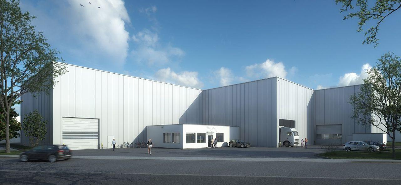 New production facility Jakob Bek