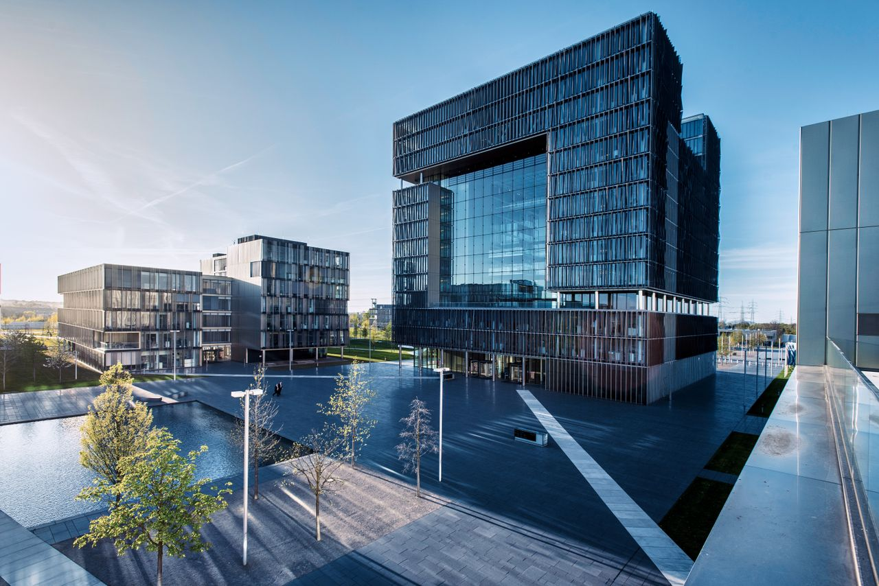thyssenkrupp Headquarters, Essen, Germany