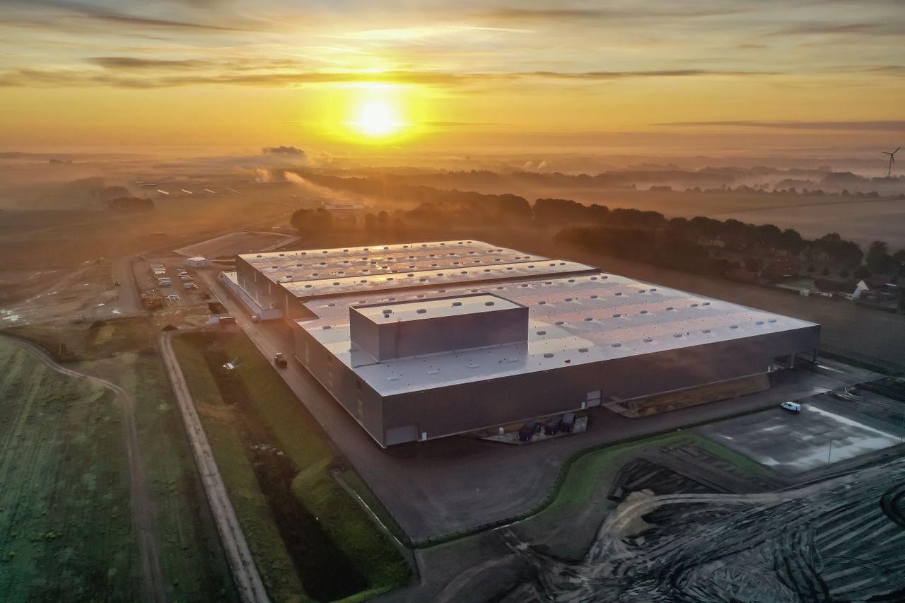 thyssenkrupp Schulte Logistik-Center