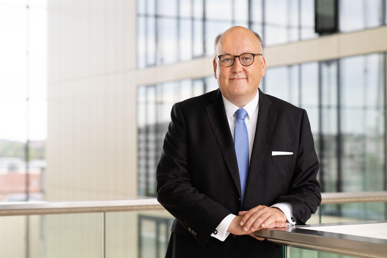 Martin Stillger, Sprecher des Vorstands thyssenkrupp Materials Services