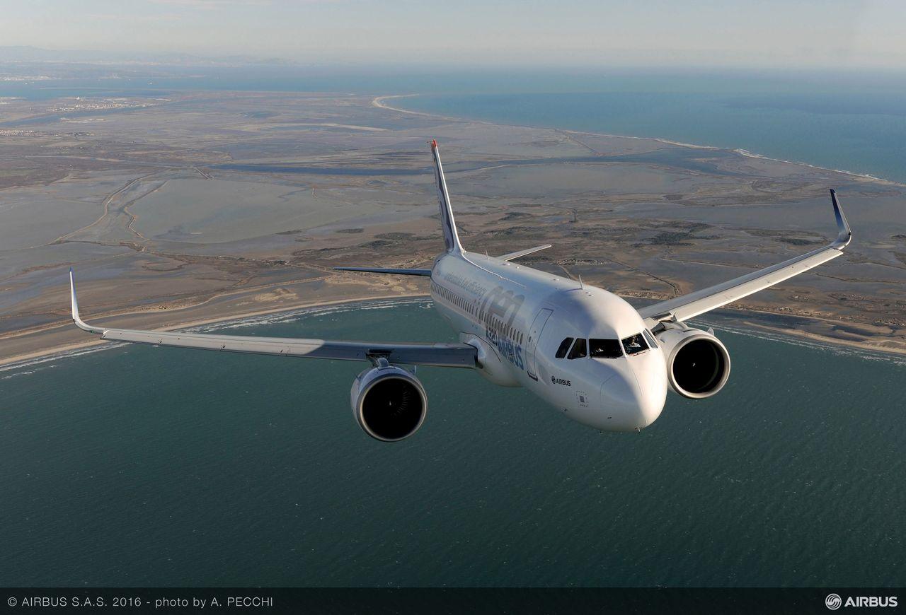 A320neu (c) Airbus S.A.S.