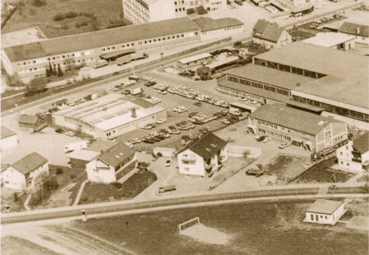 Historisches Bild thyssenkrupp Schulte
