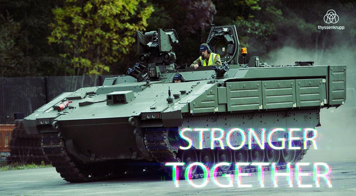 Stronger Together Ajax