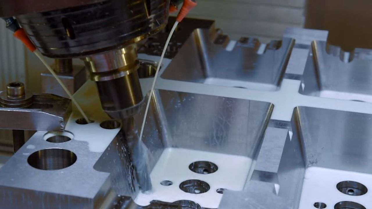 drilling stainless steel