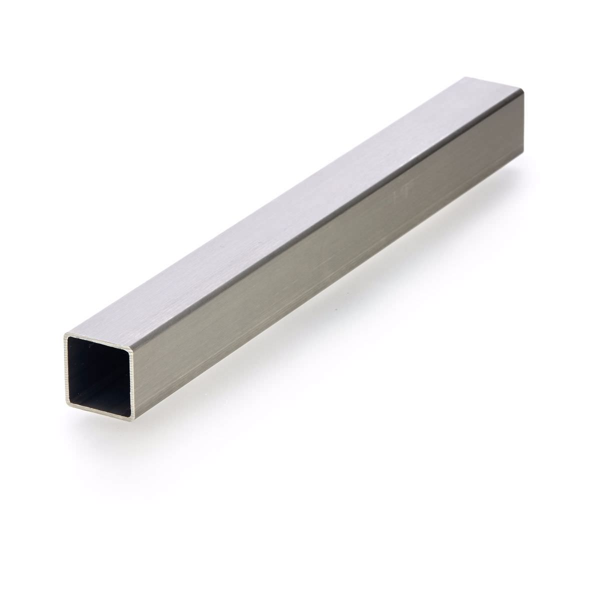 Stainless steel box section