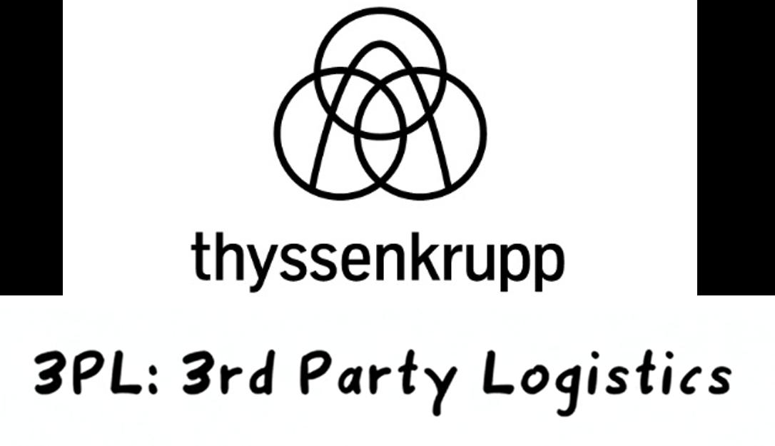 Third-Party-Logistics at thyssenkrupp Aerospace