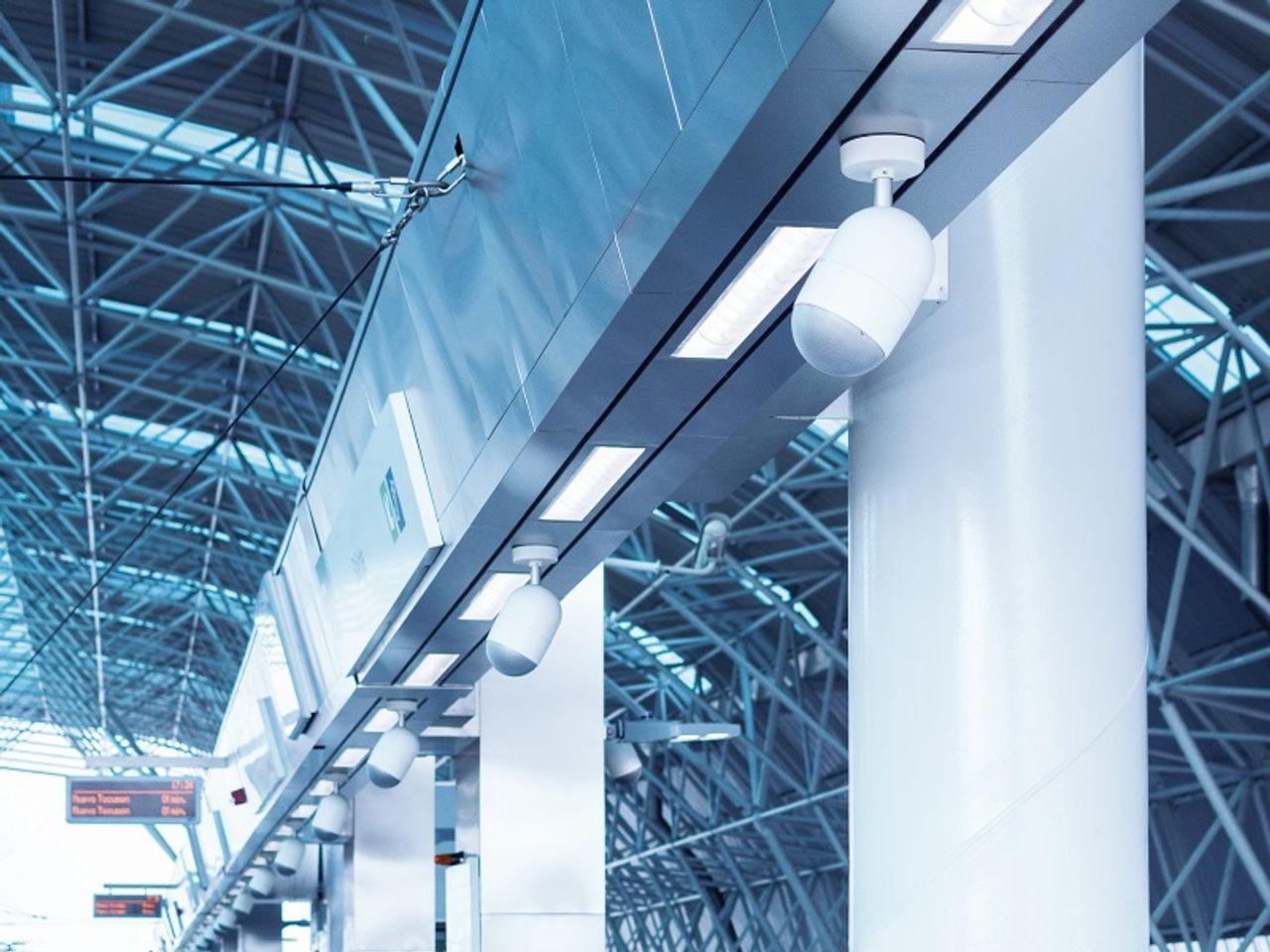 thyssenkrupp, Schulte, Referenz, Leuchten Metall Technik, Beleuchtung, Bahnsteig, Metall, Konstruktion, Lichttechnik