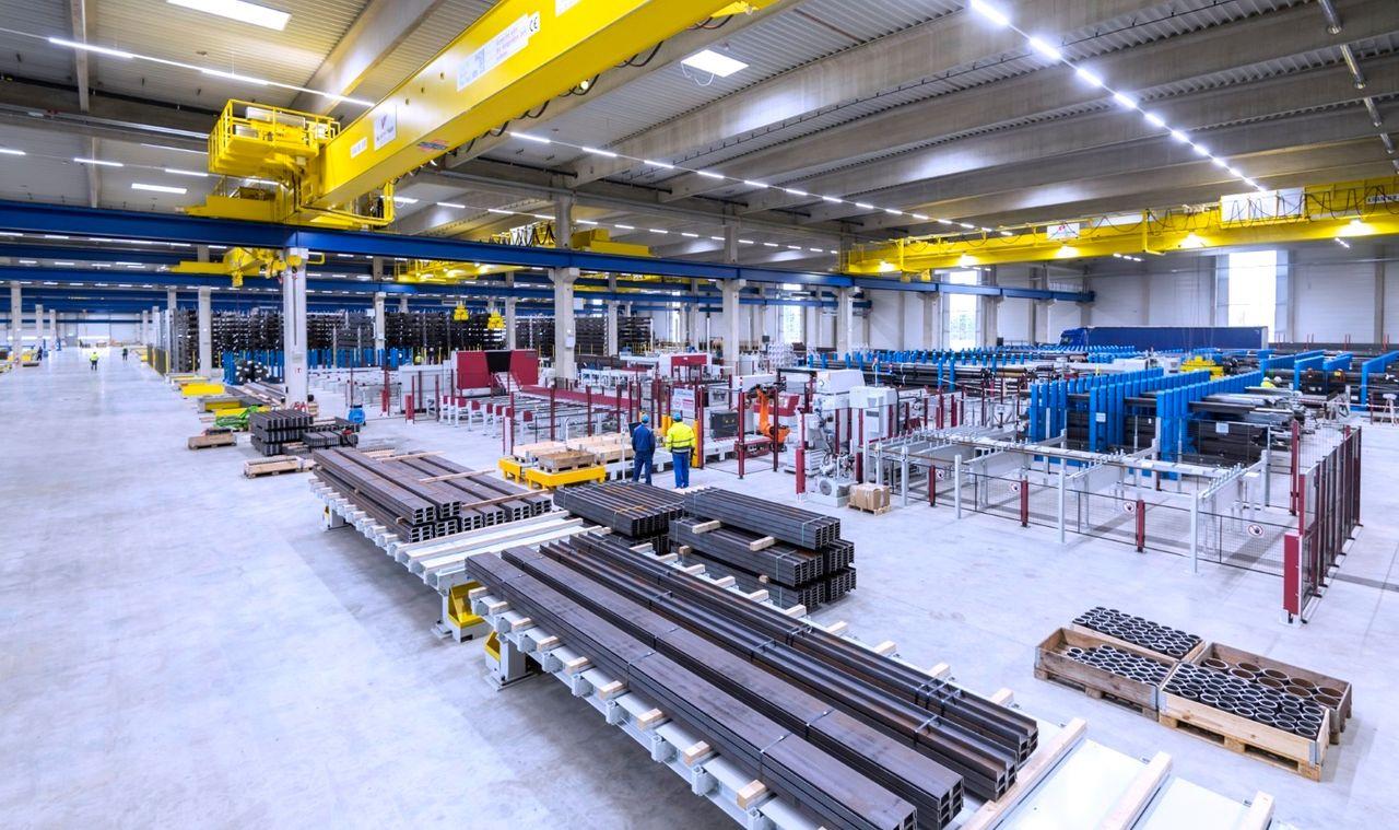 thyssenkrupp Schulte Logistik-Center Nord