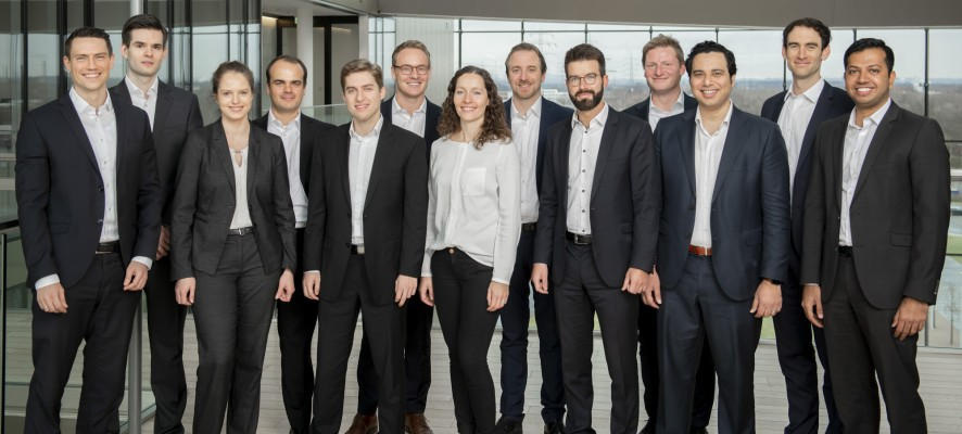 Unser Management-Team (Winter 2019)