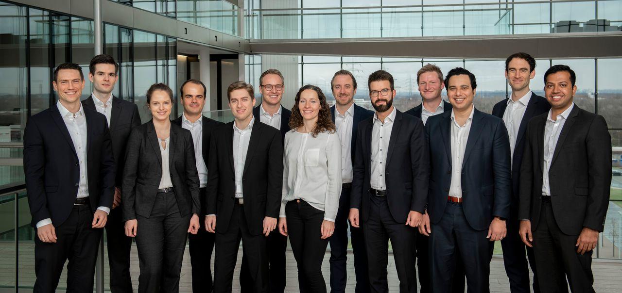 Unser Management-Team (Winter 2019)