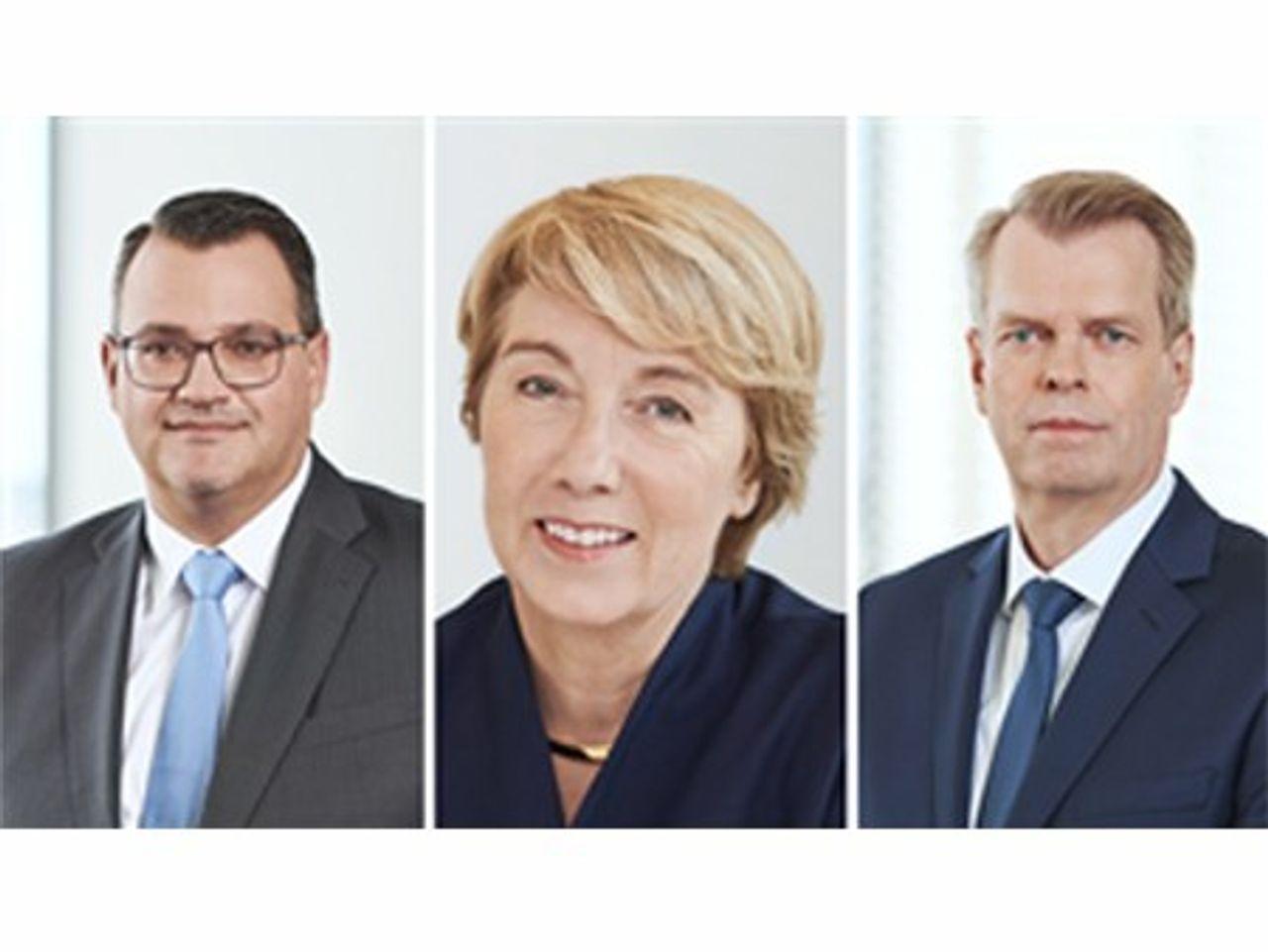 thyssenkrupp time compliance AG Dirección Ejecutiva