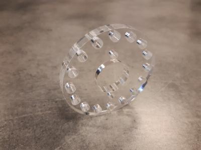 Voorbeeld Laser ISPA plastics