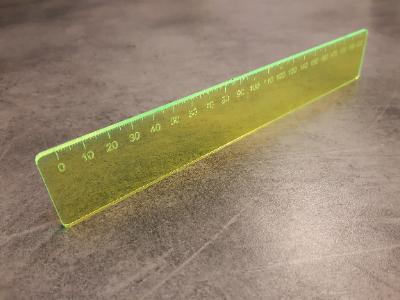 Liniaal Ispa Plastics