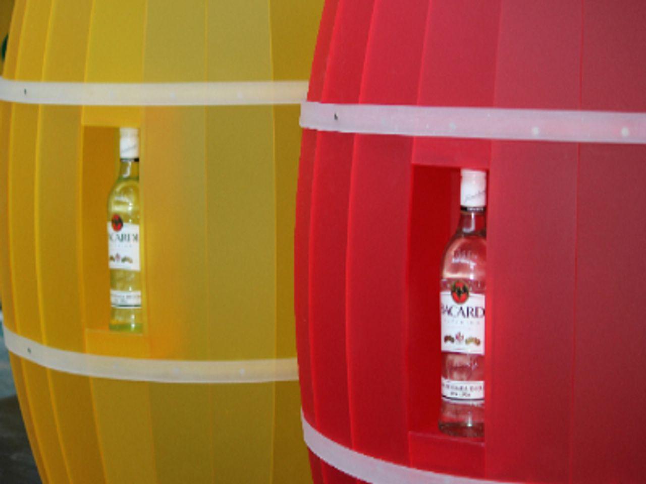 Display Ispa Plastics