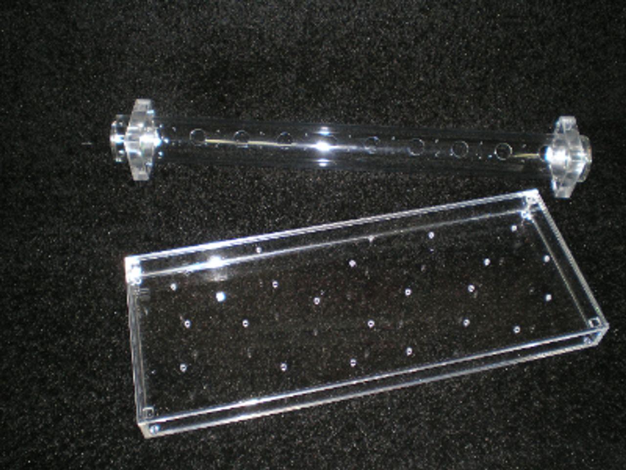 Voorbeeld Ispa plastics boren