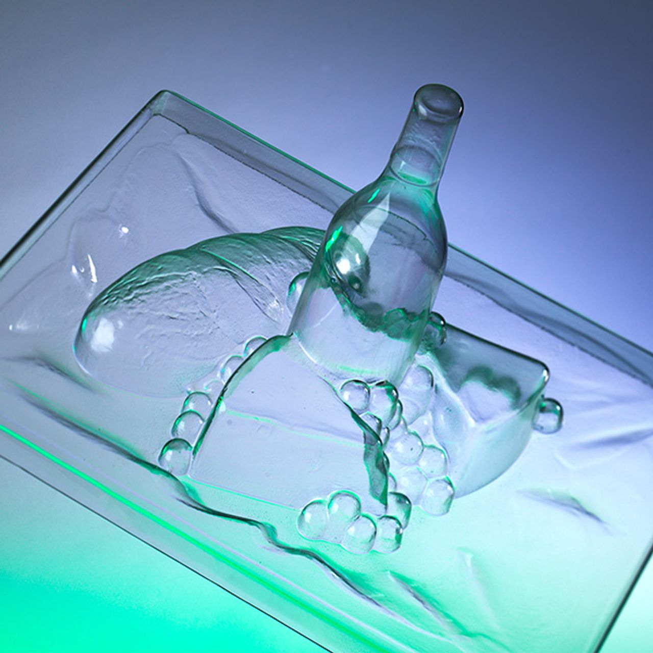 PET-P (polyethyleentereftalaatglycol) plaat