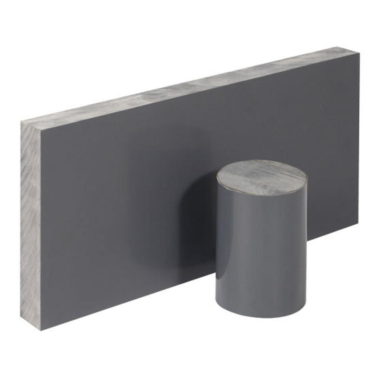 PVC (Polyvinylchloride) kunststof staven