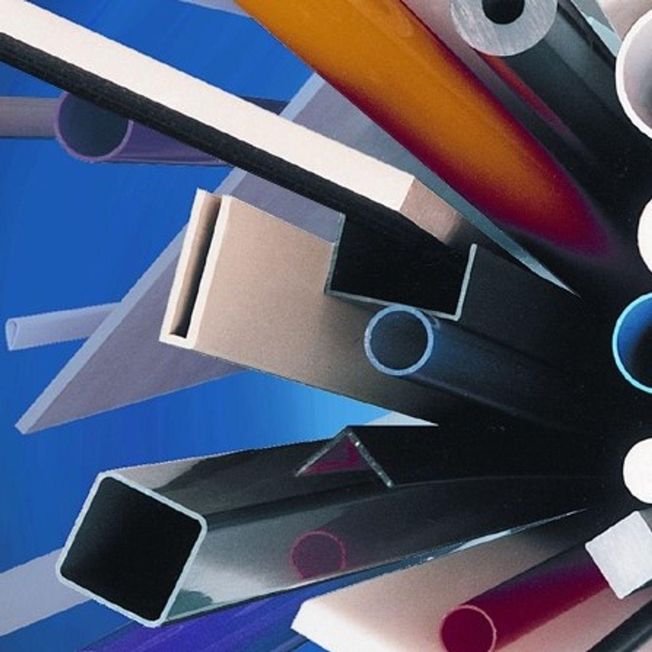 PE-HD kunststof profielen (Polyethyleen)