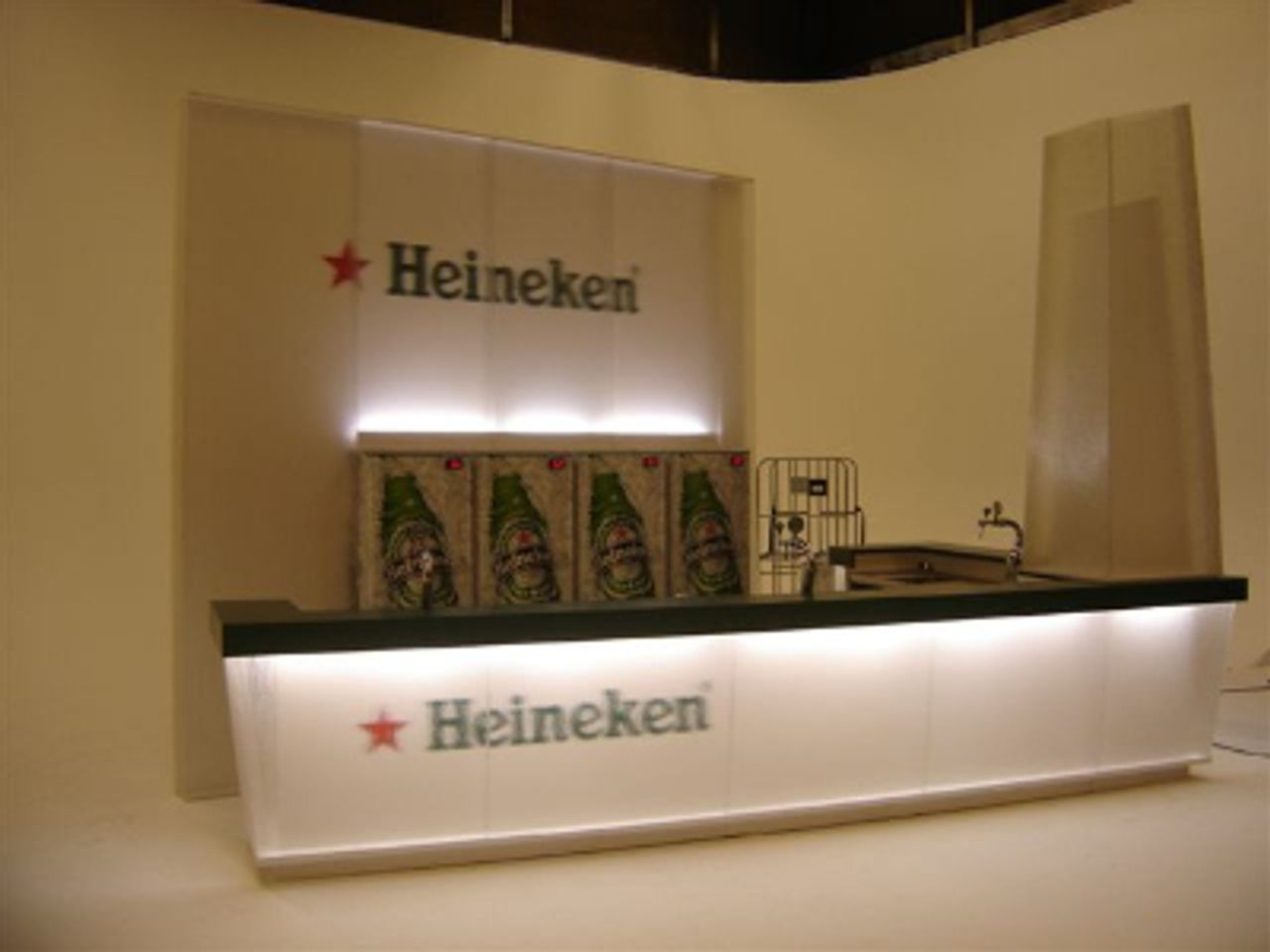 Heineken Interieur Ispa Plastics