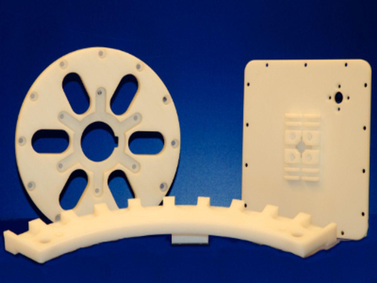 Machine onderdeel Ispa Plastics