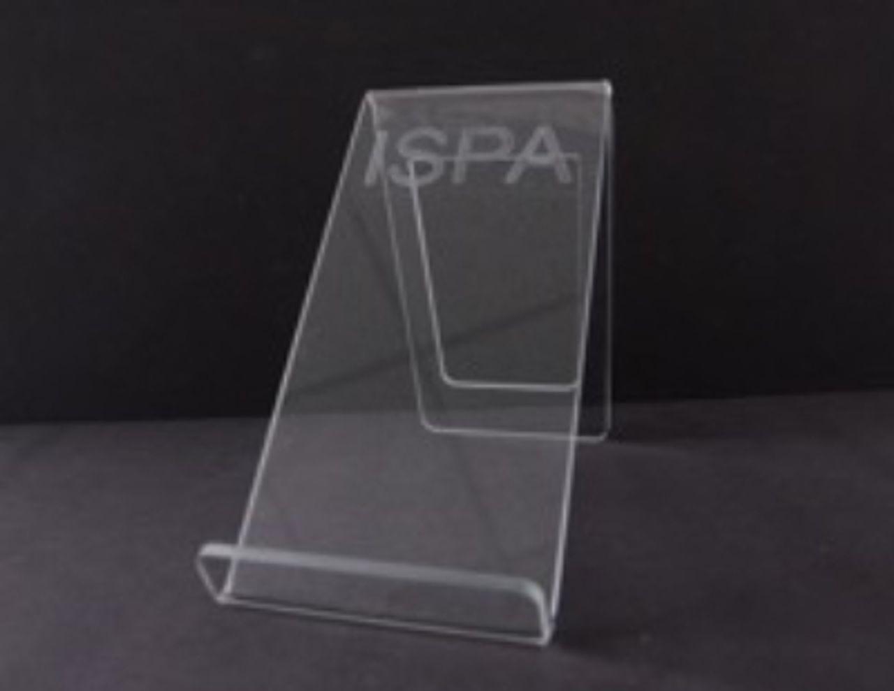 Folder display Ispa Plastics
