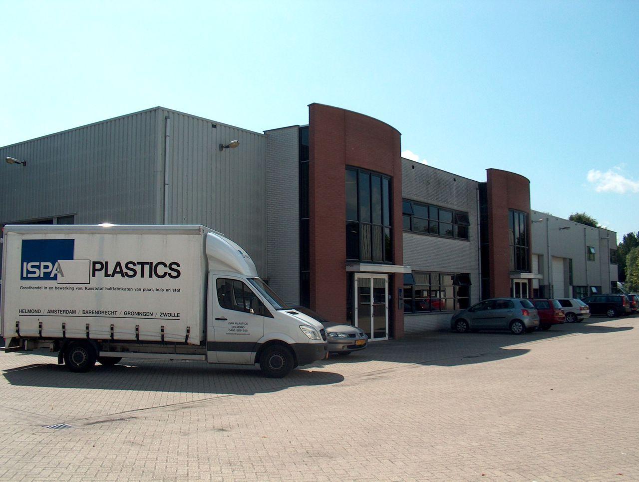 ISPA Plastics Pand Helmond