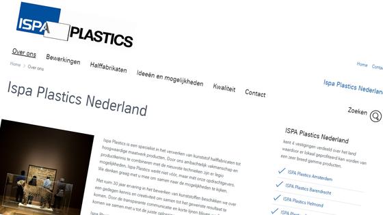 Mogelijkheden Ispa Plastics