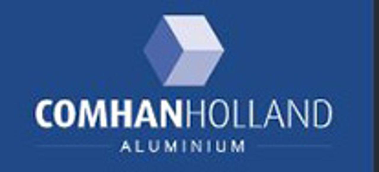 Afbeelding COMHAN logo
