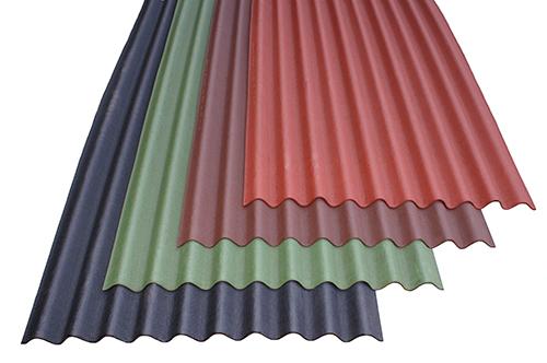 Afbeelding ONDULINE® plaques ondulées en bitumes