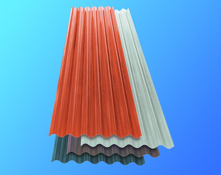 Afbeelding OWONIT® 2000 plaques ondulées en fibre de verre