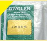 Afbeelding OWOLEN® bâches de protection