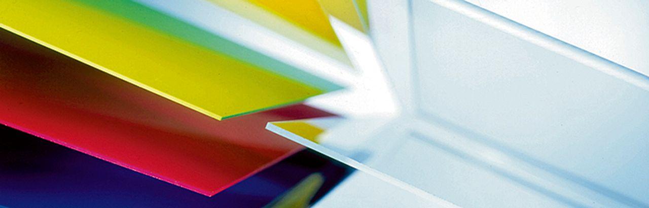 Afbeelding massieve kunststofplaten