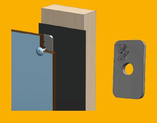 Afbeelding TRESPA® afstandhouder