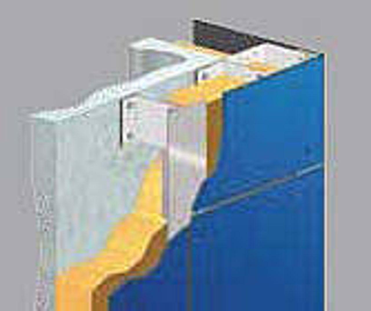 Afbeeldingen TRESPA® Bevestigingssysteem