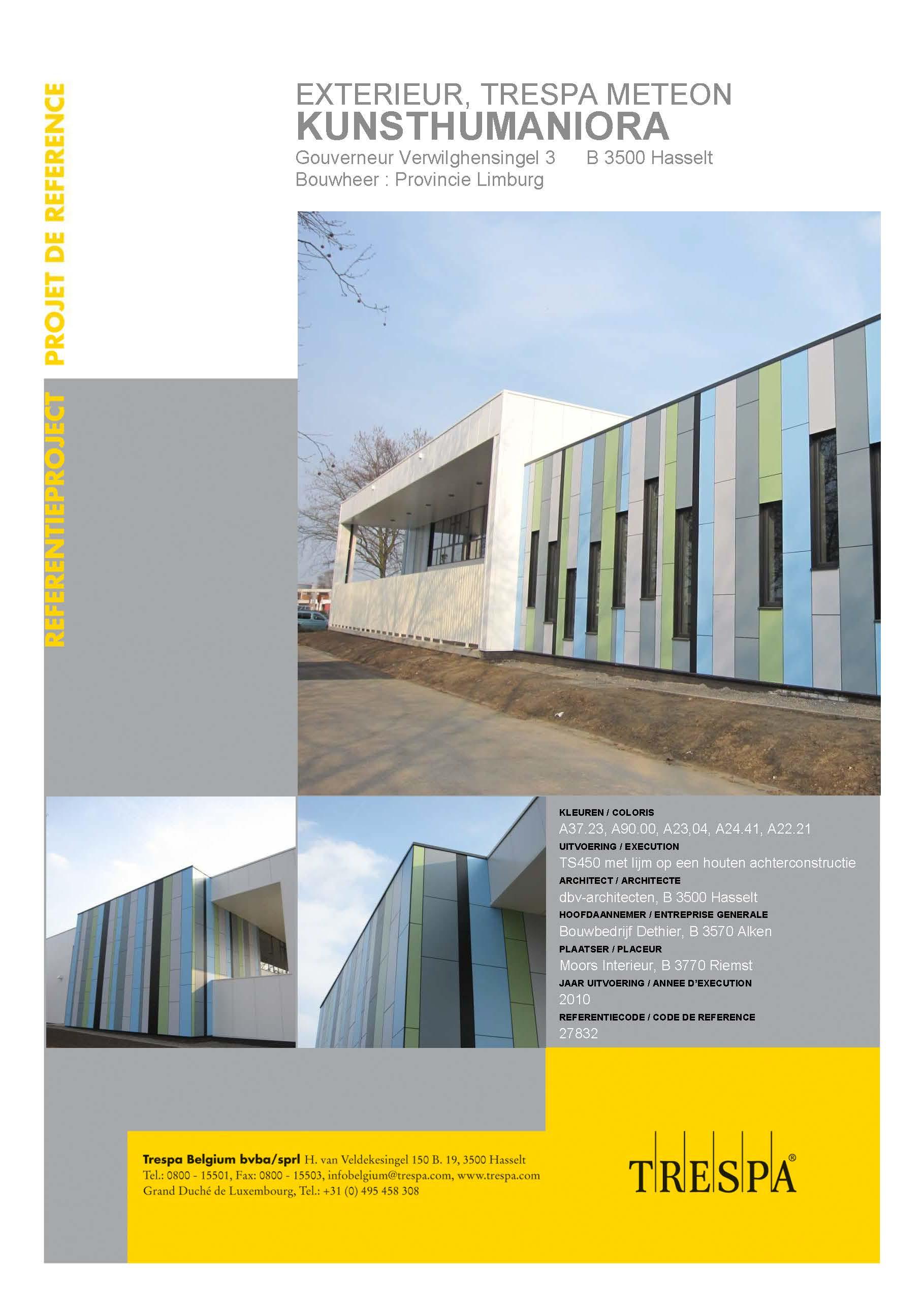TRESPA® Project postcode 3000