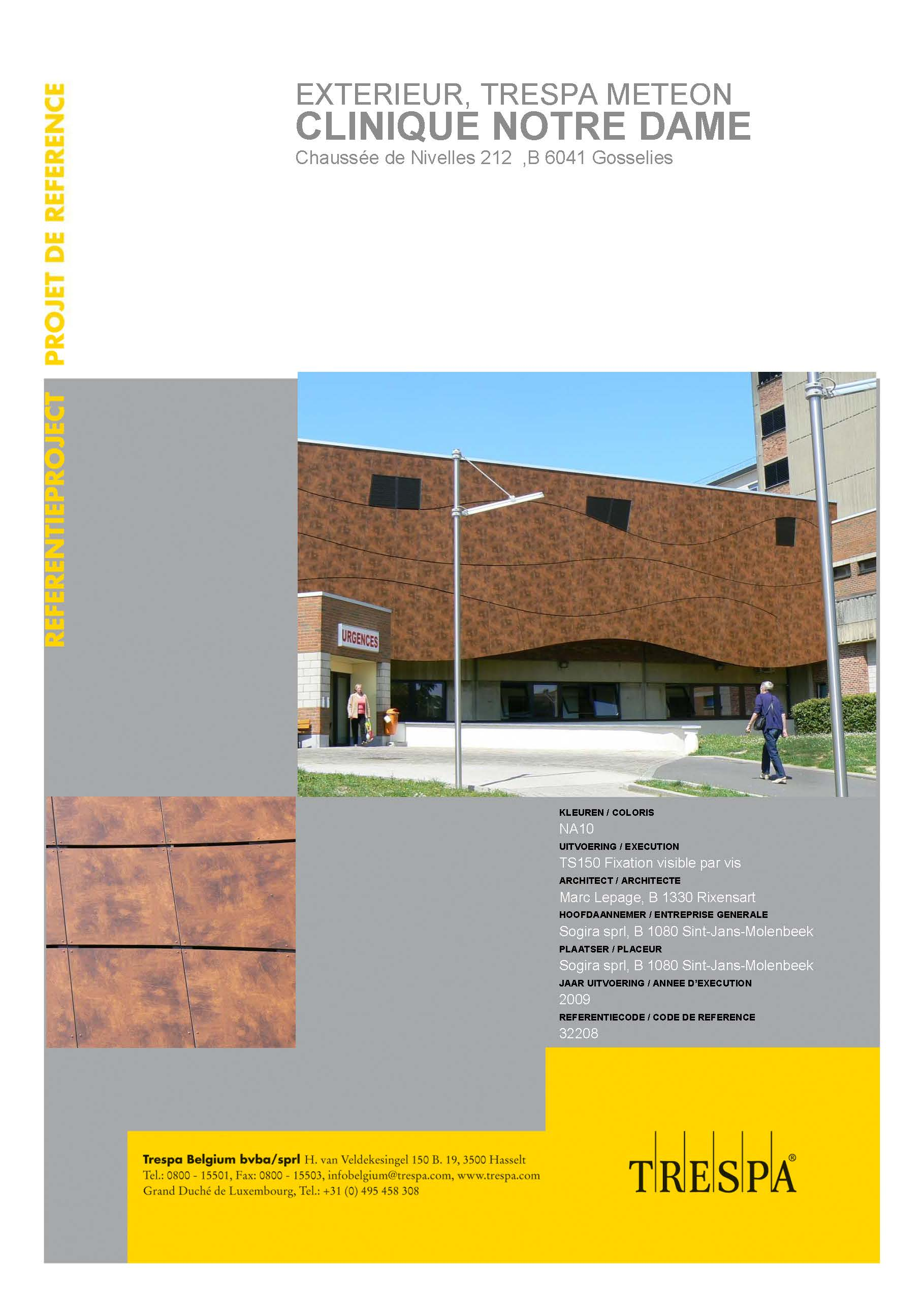 TRESPA® project postcode 6000