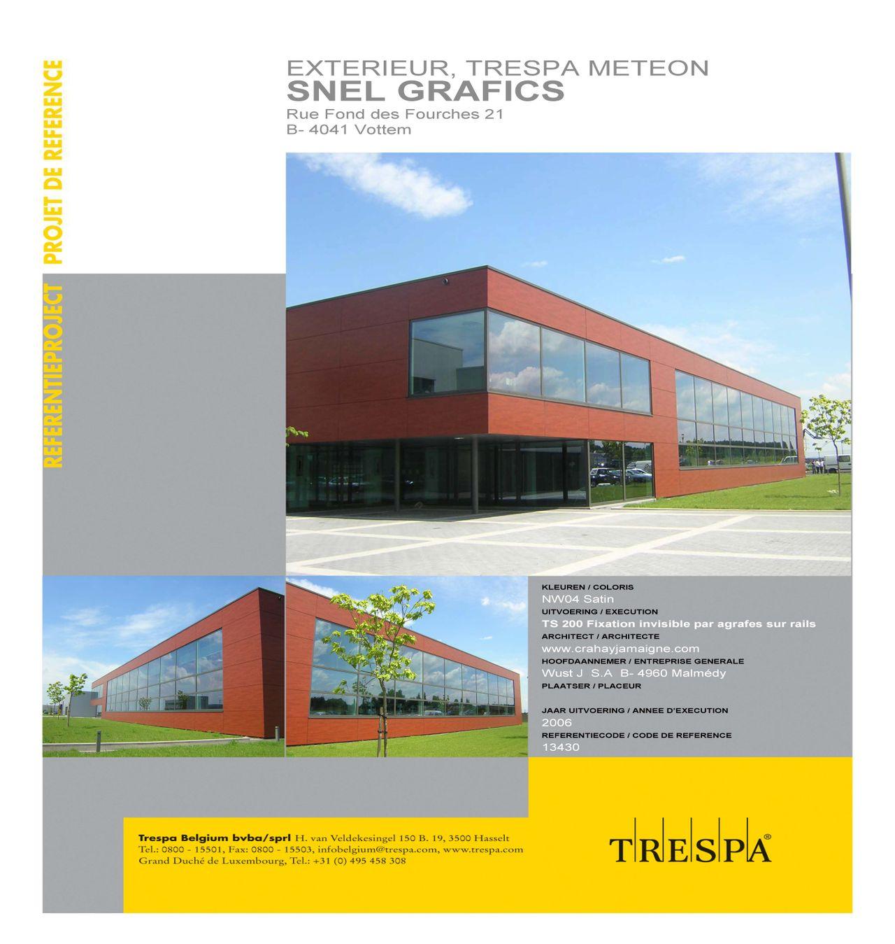 TRESPA® project postcode 4000